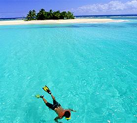 Cayo Romano Snorkeling