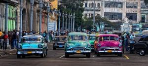 Cuba Old Cars