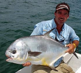 Permit Fish Cayo Romano Cuba