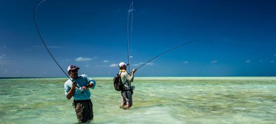 Saltwater Flats Cayo Romano